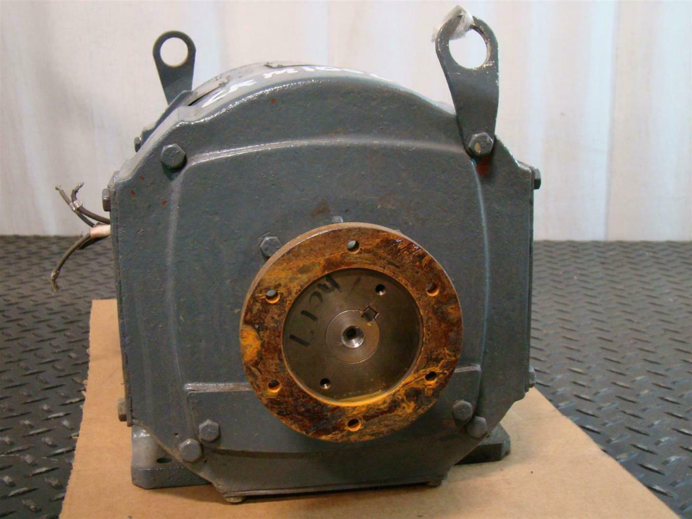General Electric Motor Hp3 240v 750rpm 11 6amps