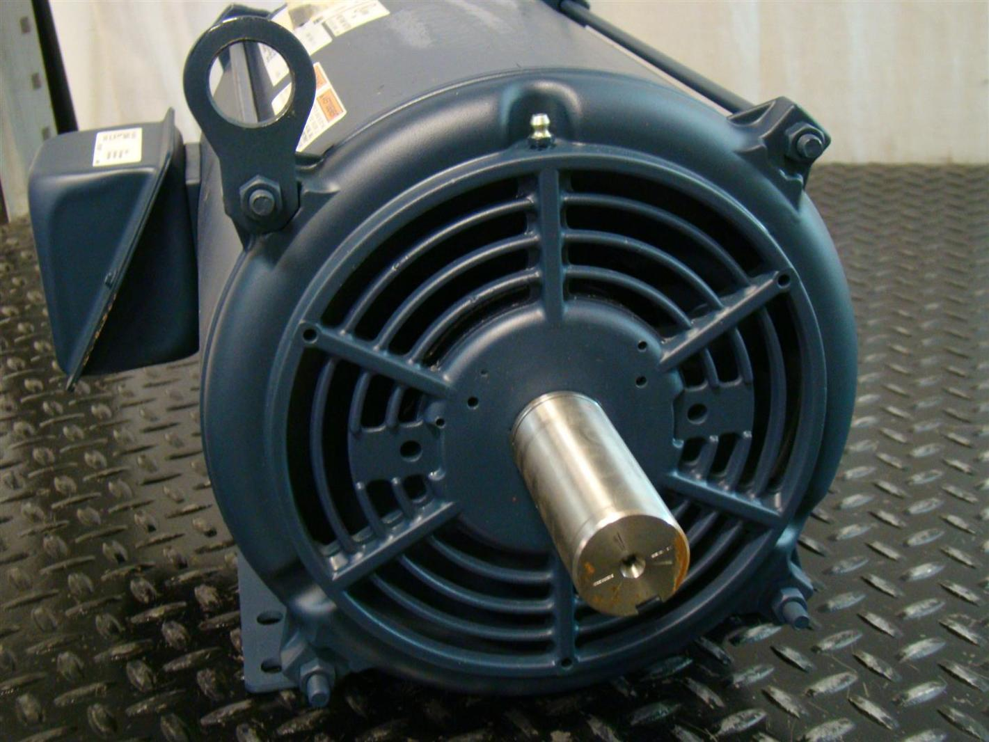 Marathon electric motor 15hp 3510rpm 230 460v 3 km for Marathon electric motors model numbers