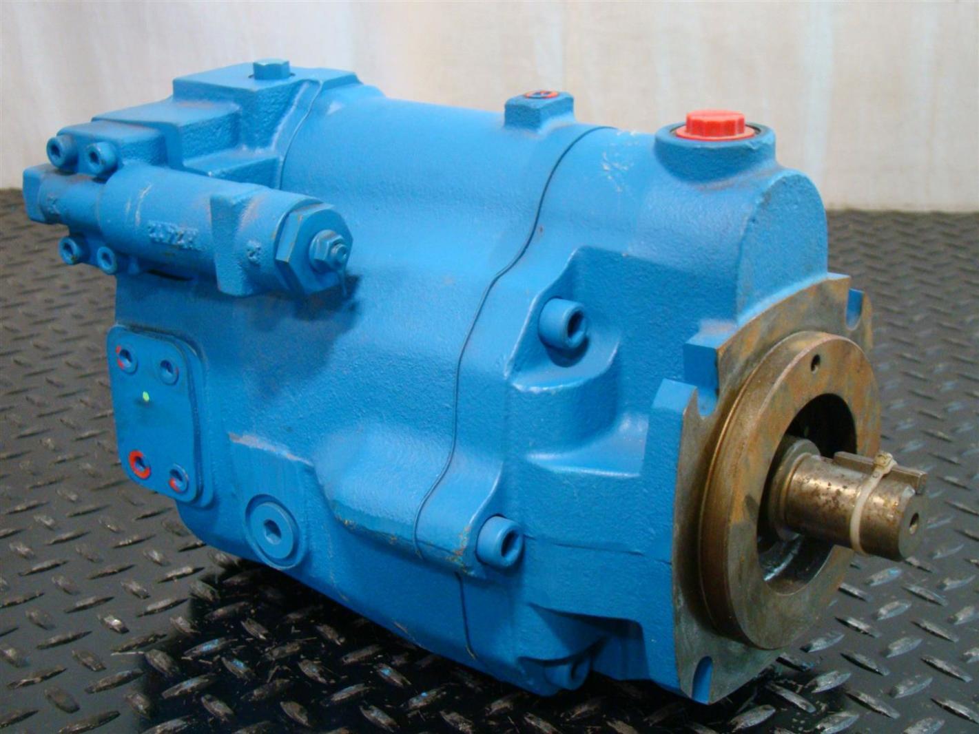 Hydraulic Piston Pump : Eaton displacement hydraulic axial piston pump al a