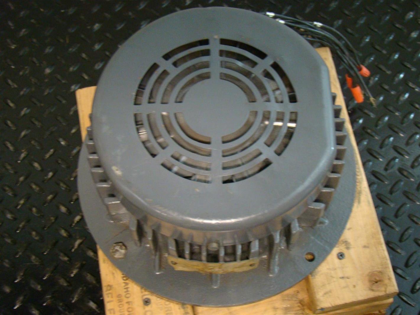 General Electric Motor 180y Frame 1730rpm 220 440v 5k180fj483