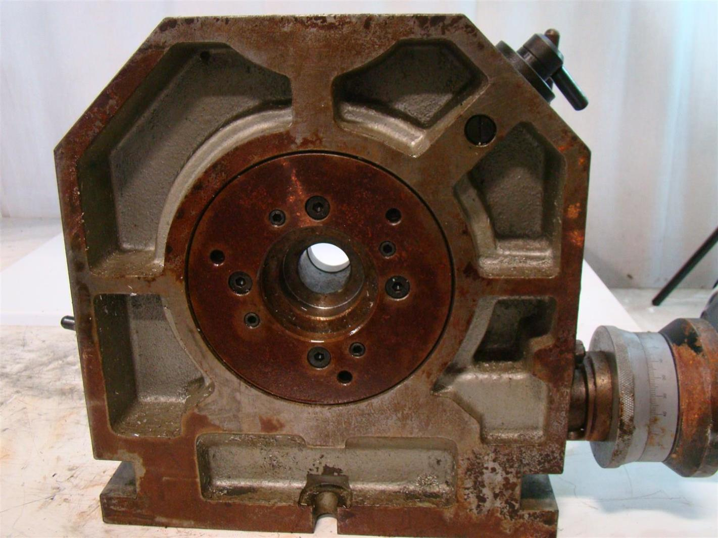Metcatecnica 12 rotary table p4127b phvd320 joseph for 12 rotary table