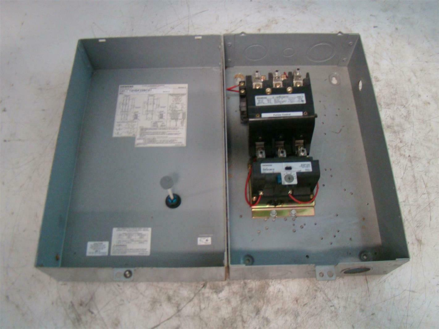 Siemenssize 3 Motor Starter Magnetic Starter 14hsk32bc51