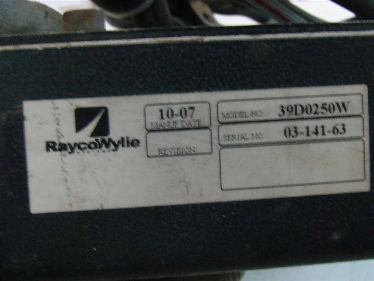 Safe Load Indicator Systems : Wylie ww crane safe load indicator d w