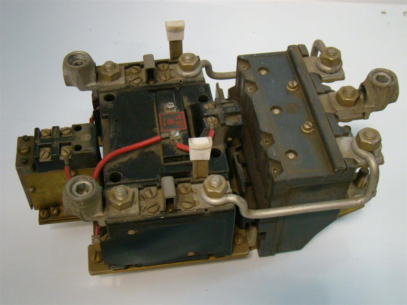 Ab 3 phase motor starter coil 120v 74a86 ebay for 3 phase motor starter