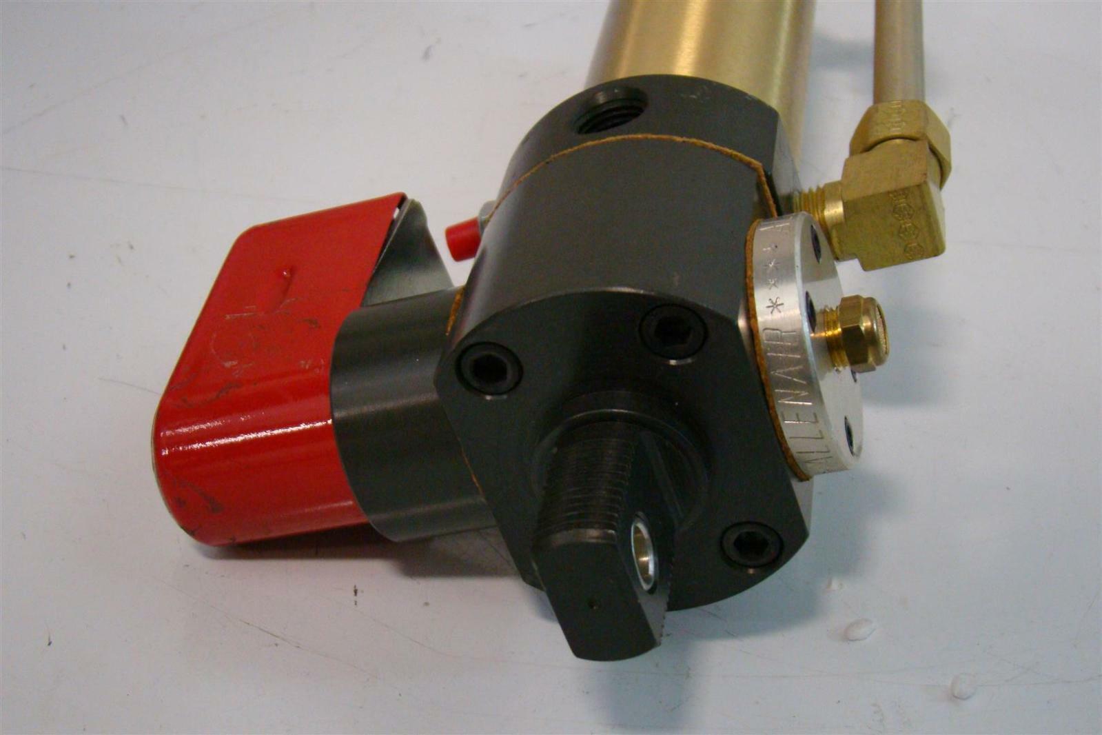 Allenair Air Cylinder Av 1 Amp 1 2 X 3 Bc Svsr Aas 120 60 Ebay