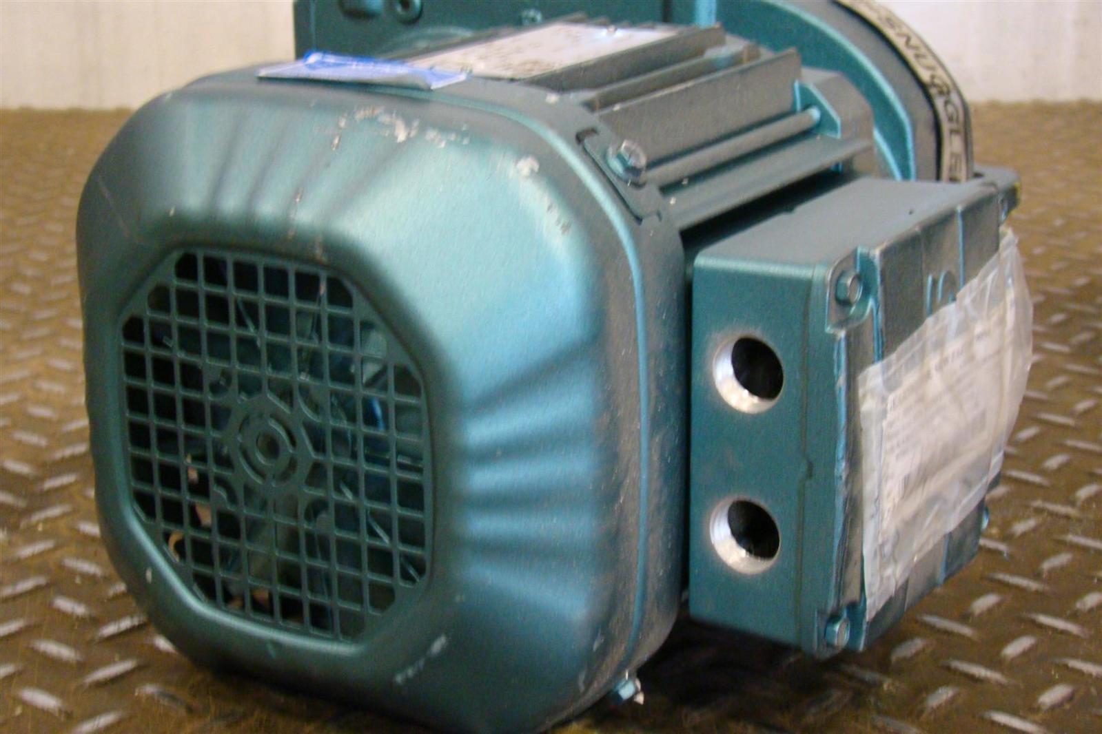 Sew eurodrive gear motor 230 460v 1 5hp 1740rpm for Sew motors and drives