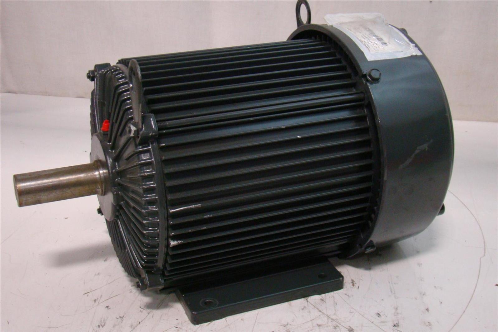 Emerson Motor 230 460v 1175rpm 3hp Ph3 U3p3d As84 Joseph