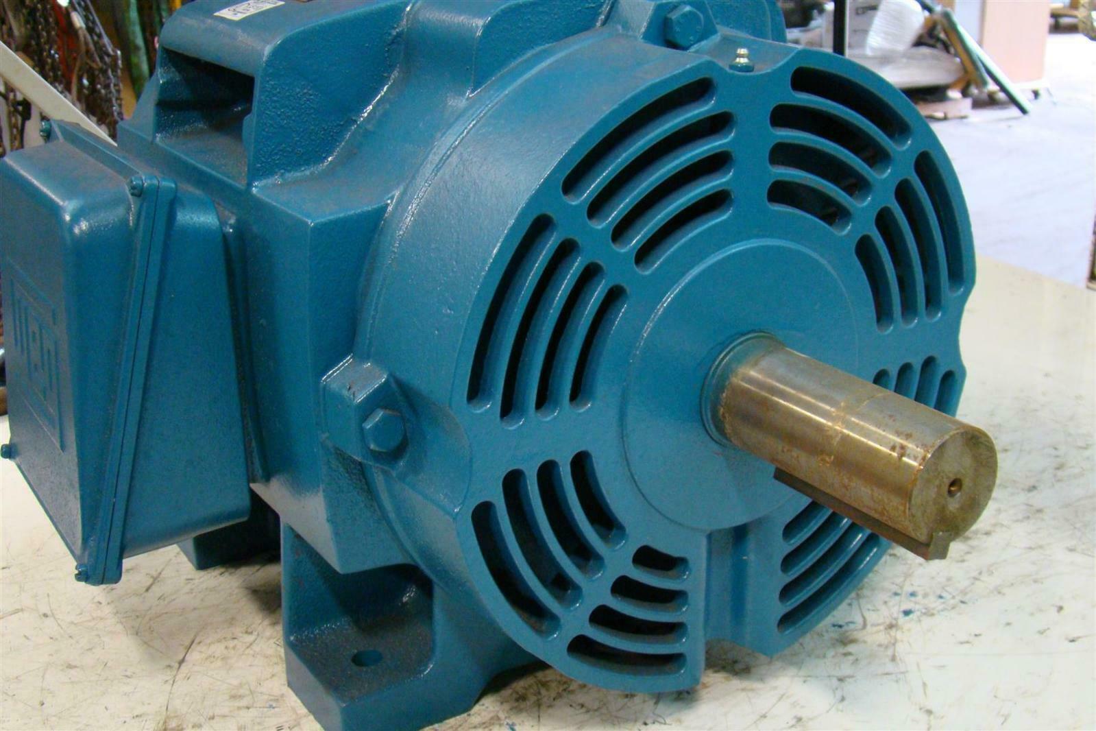 Weg electric motor ph3 40hp 1775rpm 200 400v for 400 hp electric motor