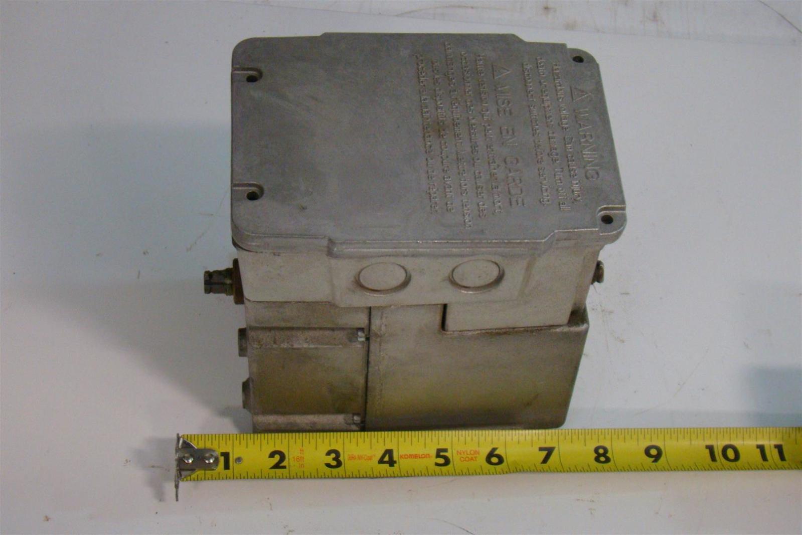 Honeywell Modutrol Iv Motor 120v 15va M7284c1000 Joseph
