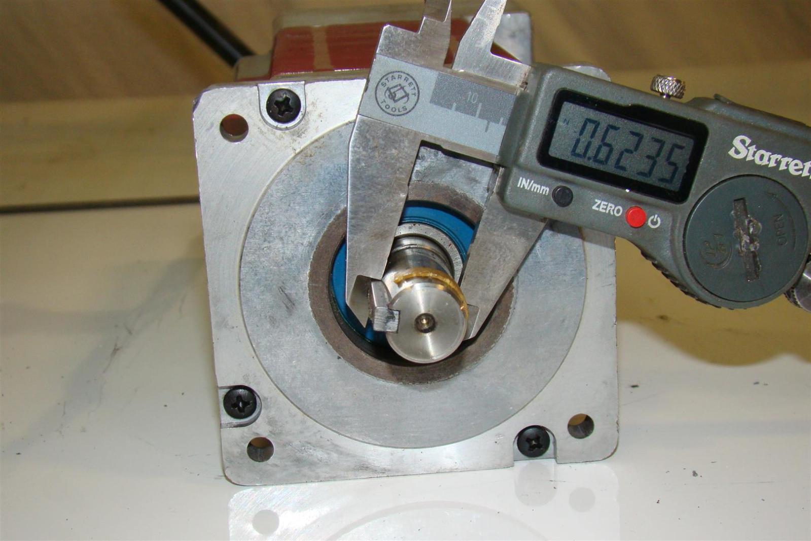 Danaher Motion Pacific Scientific K33hlhj Lnk Ns 00 Powerpac Step Motor K33hlhj Lnk Ns 00