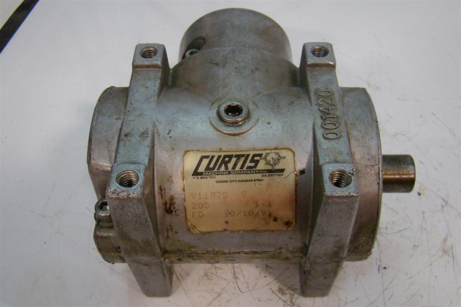 curtis machine company
