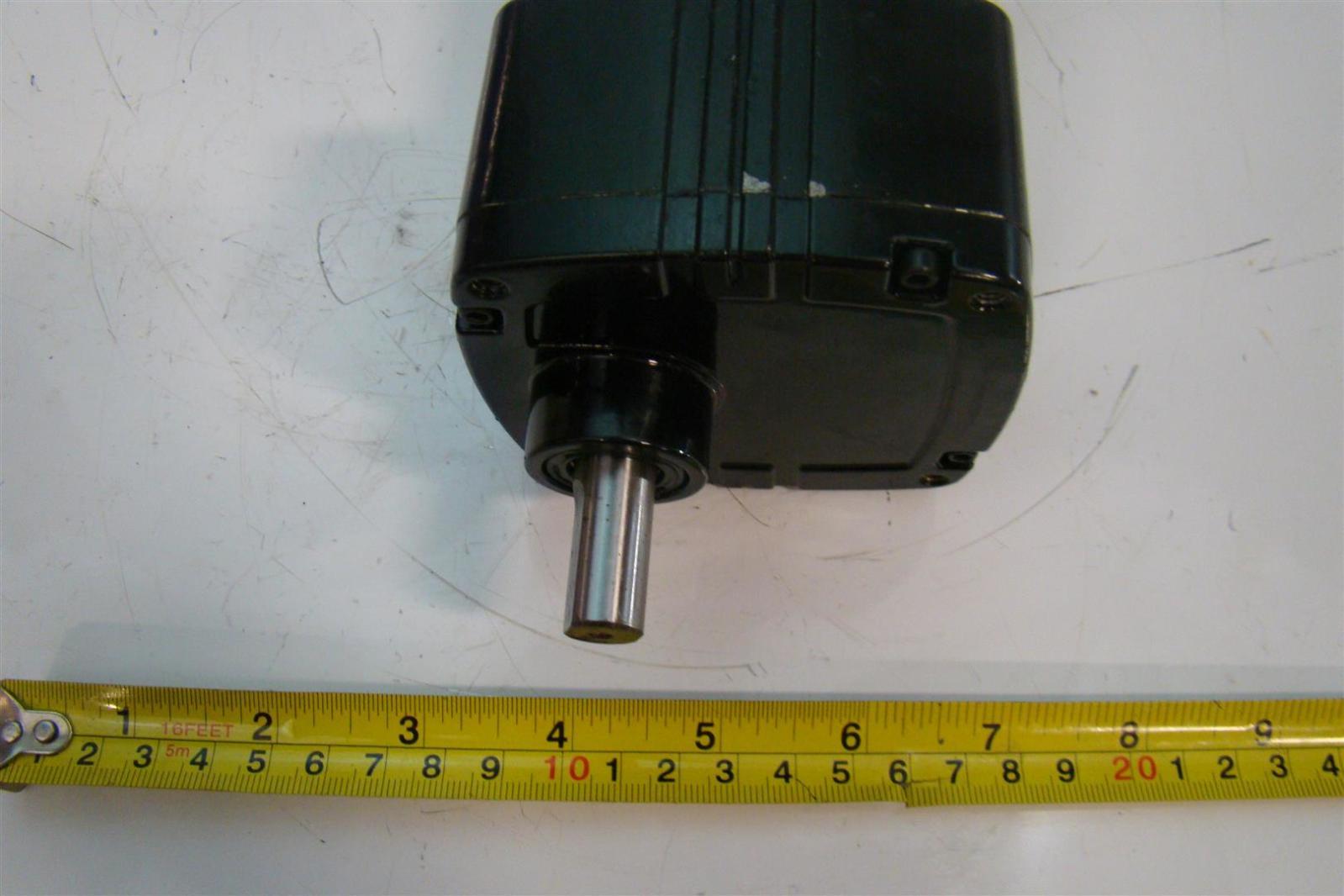 Bodine Electric Dc 1 29 Hp Gearmotor