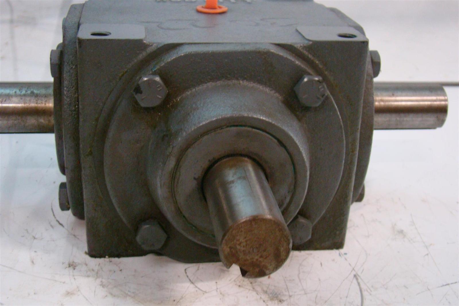 Hub City Speed Reducer Model 150 0220 00802 150 Style Ab