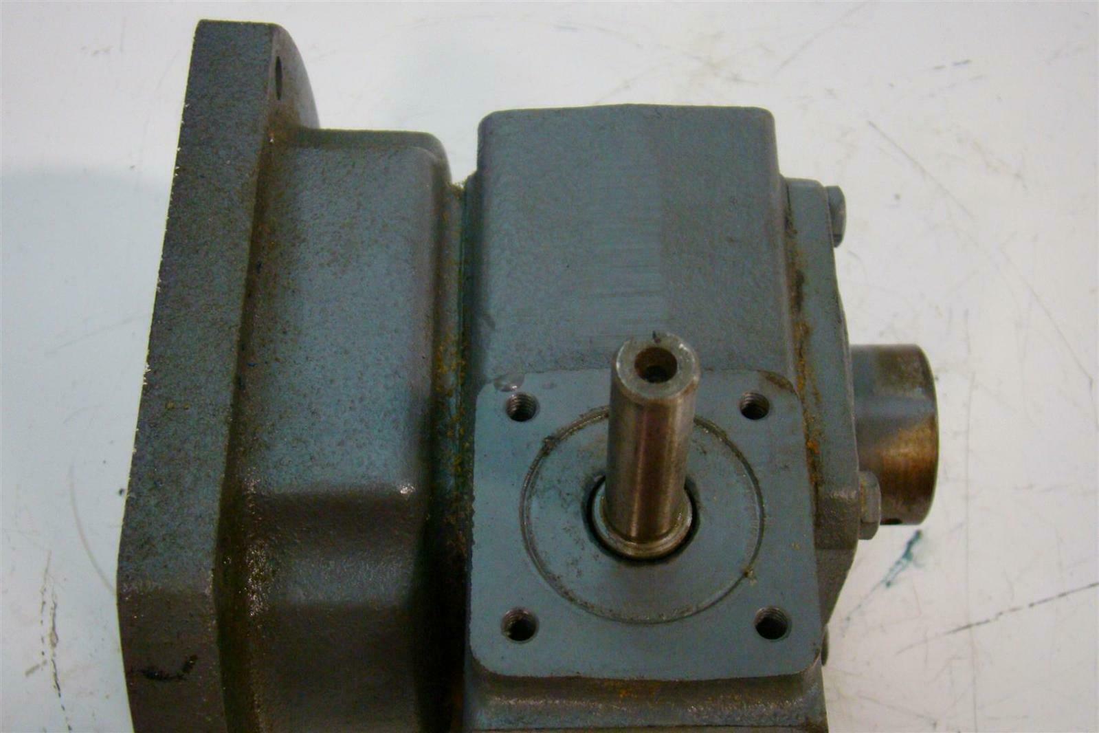Hub City Gear Reducer Ratio 5 1 R Model 183 0220 60283 183