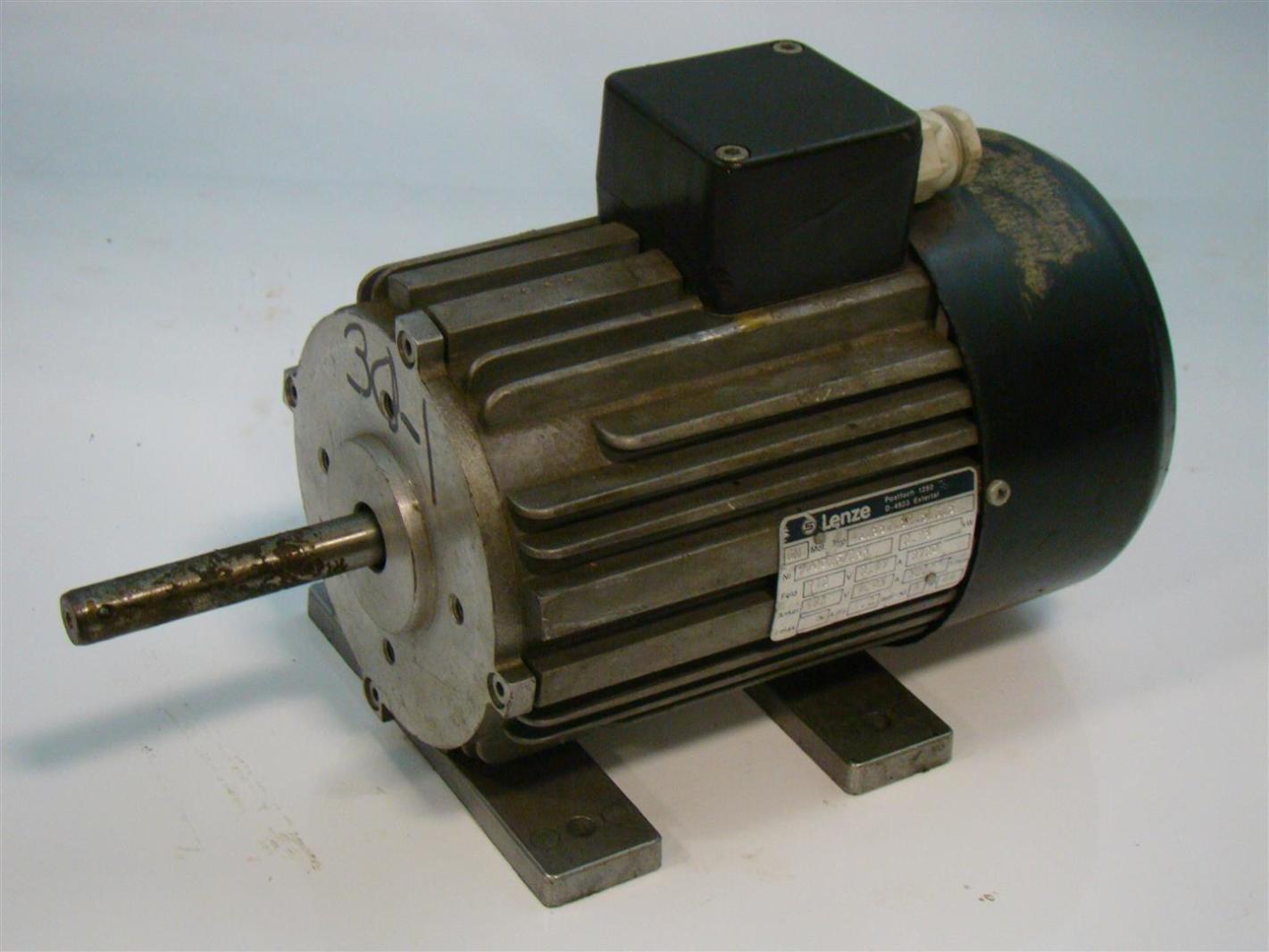 Lenze Motor 7 9906 055 210 180v