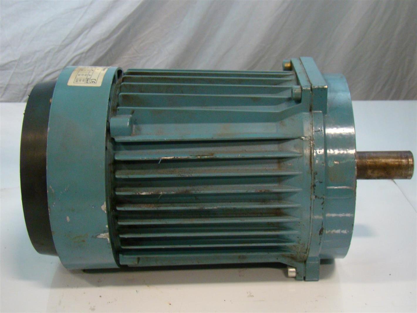 Abb Motors Electric Motor Ph3 380 420v M2000 2016737 M2aa100la Joseph Fazzio Incorporated