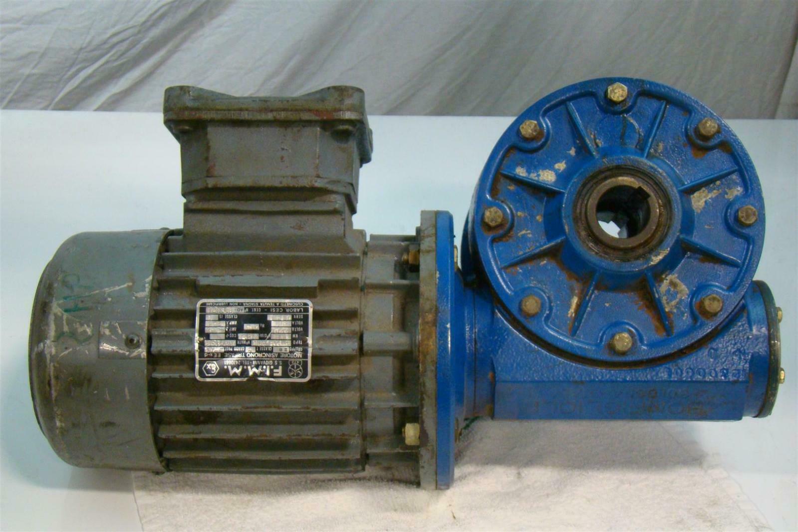 Bonfiglioli Fimm Electrical Motor 4hp 1 5kw 1680 220 380v