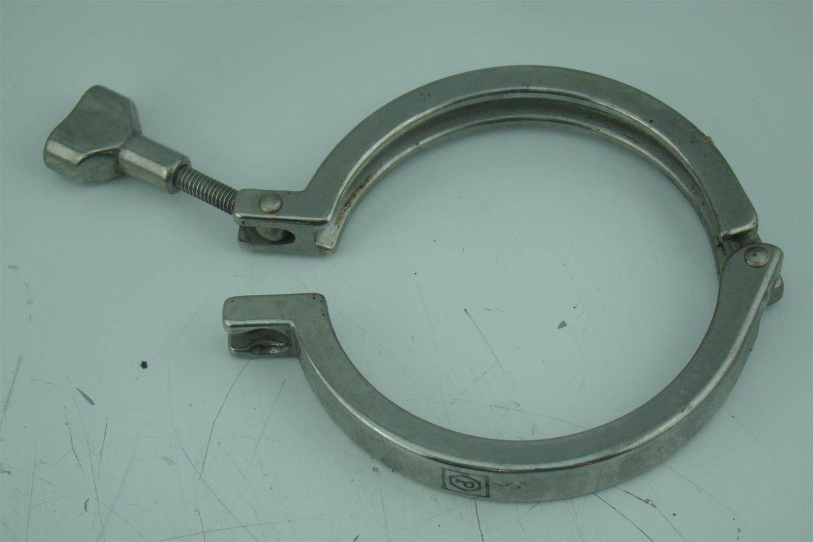 Stainless steel sanitary tri clamp ebay