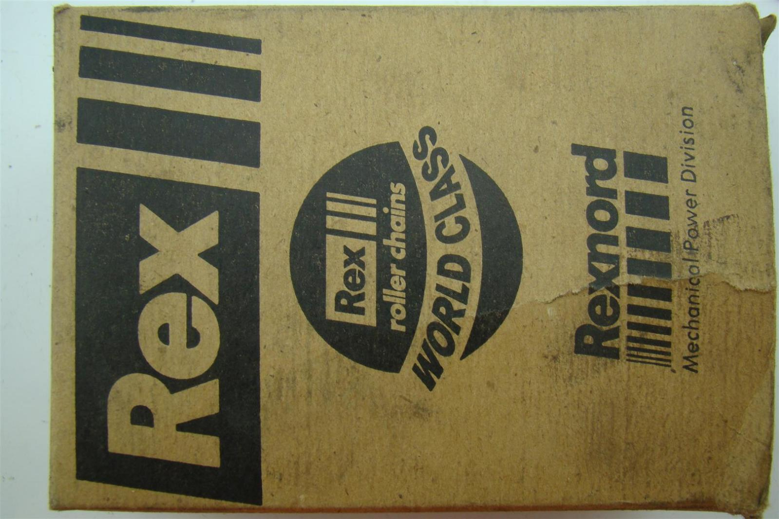 16 rex roller chain offset 1 2 links 35 joseph fazzio incorporated. Black Bedroom Furniture Sets. Home Design Ideas