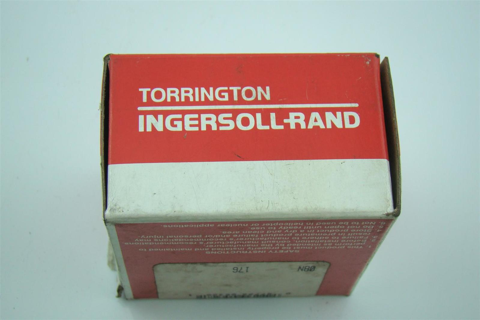 torrington ingersoll rand fafnir ball bearings ra100rrb