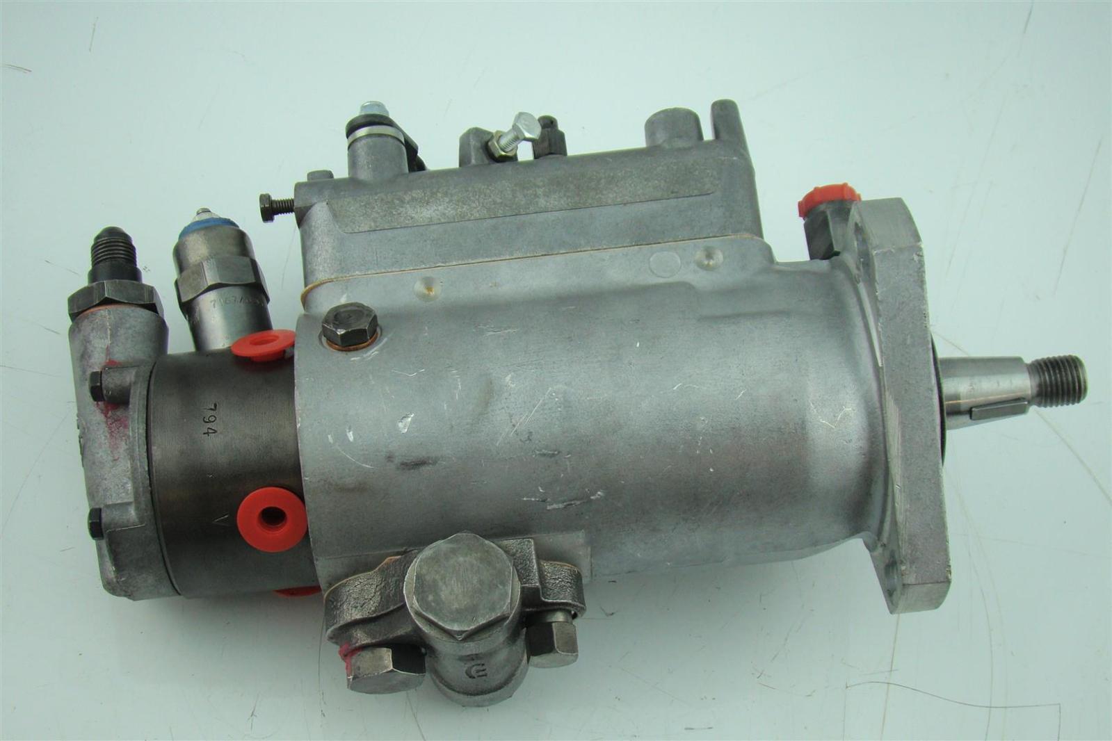 John Deere Injection Pump Parts : John deere fuel injection pump reman se ebay