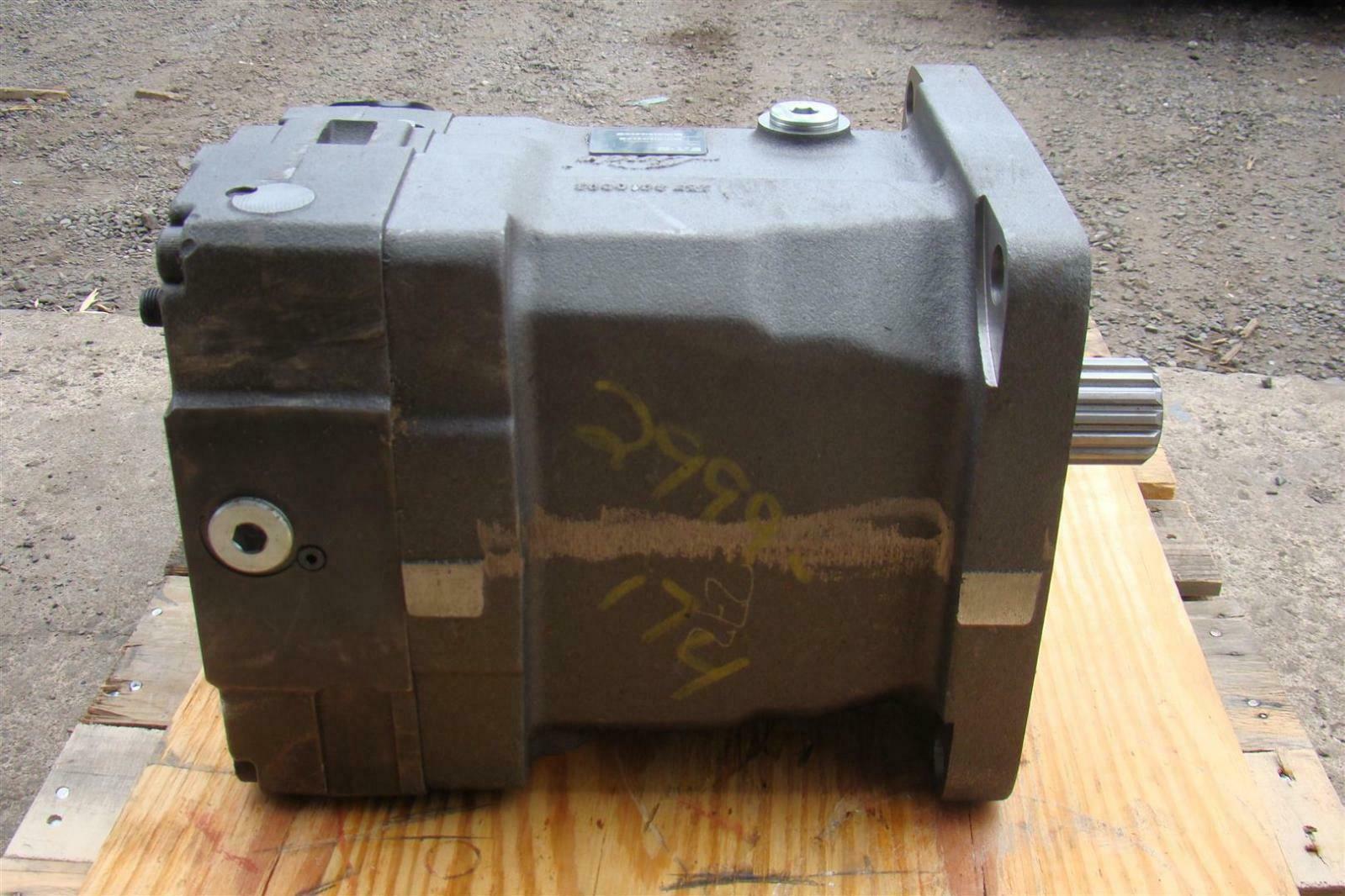 Eaton variable displacment hydraulic motor hmv 210 Eaton motor