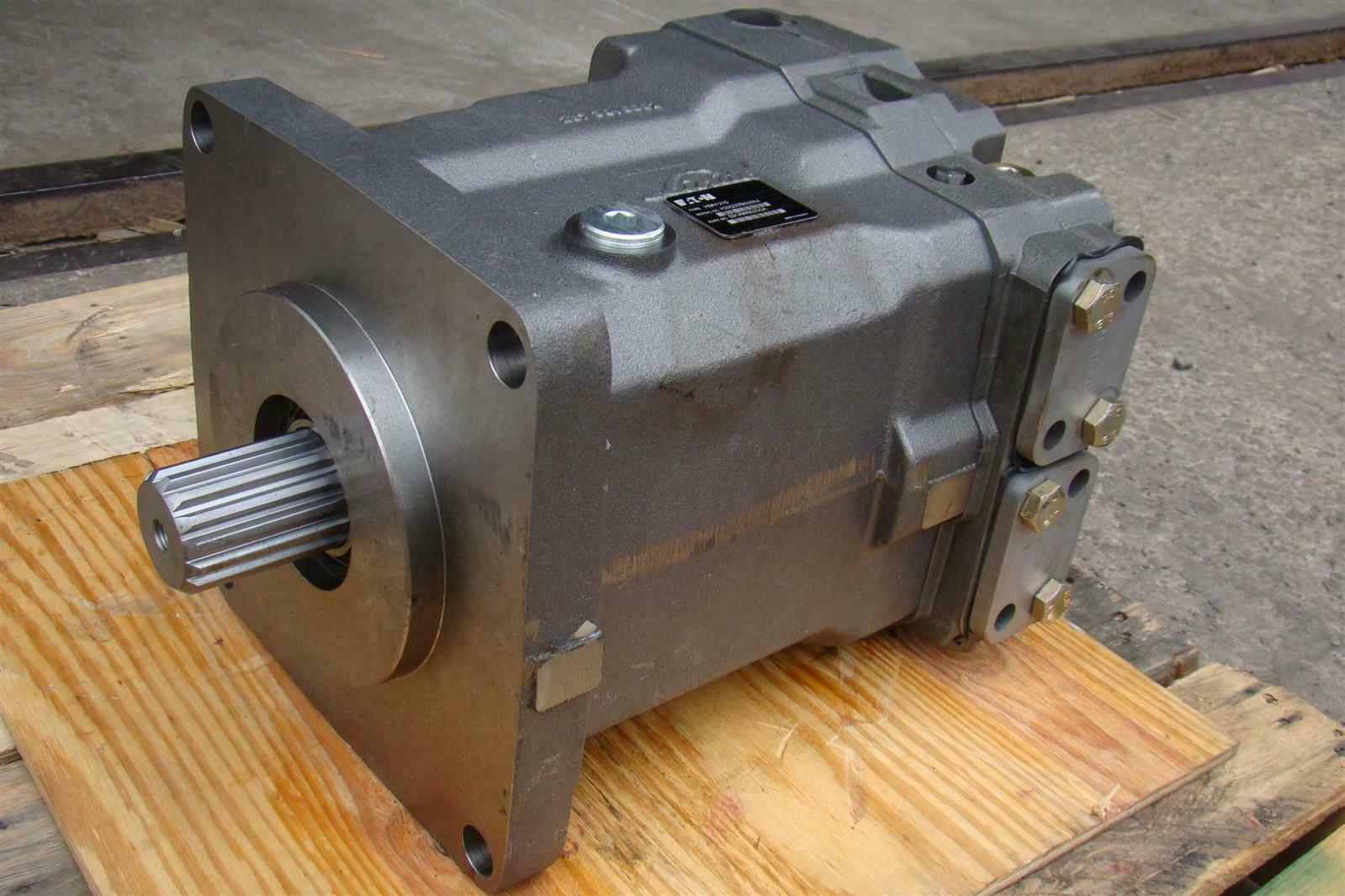 Eaton Variable Displacment Hydraulic Motor Hmv 210