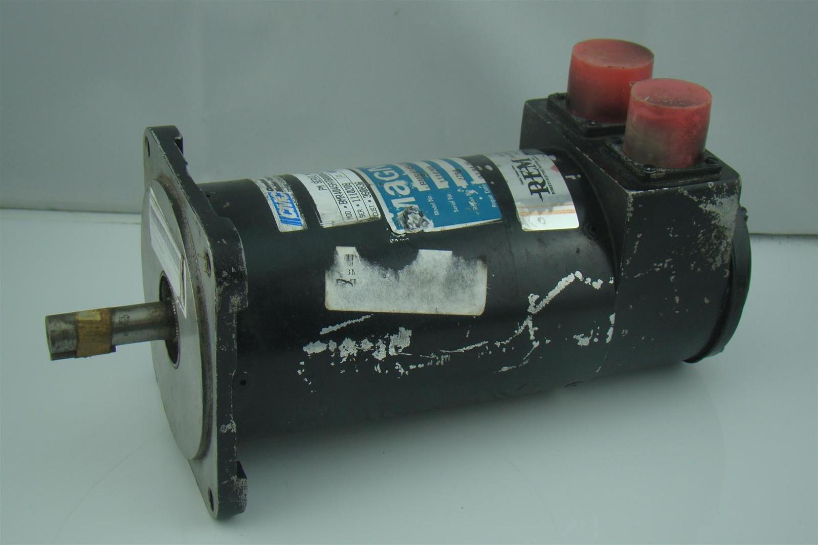 Cleveland Motion Controls Pm Servo Motor