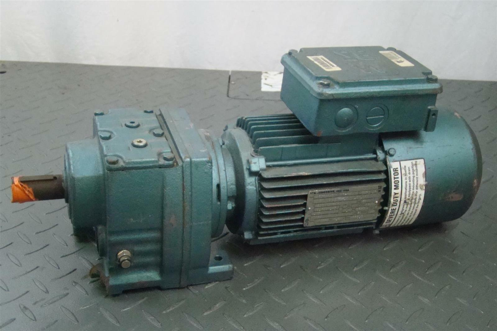 sew eurodrive gear motor gearbox dft80k4bmg1hf