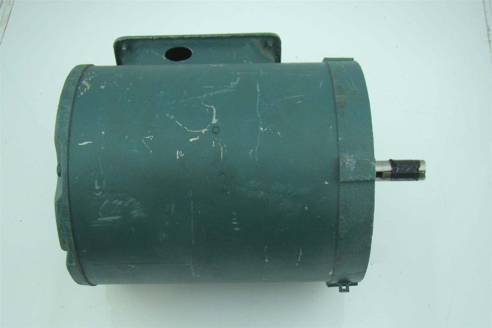 Reliance Electric Company Ac Motor 1 2hp 1725rpm 230 460v