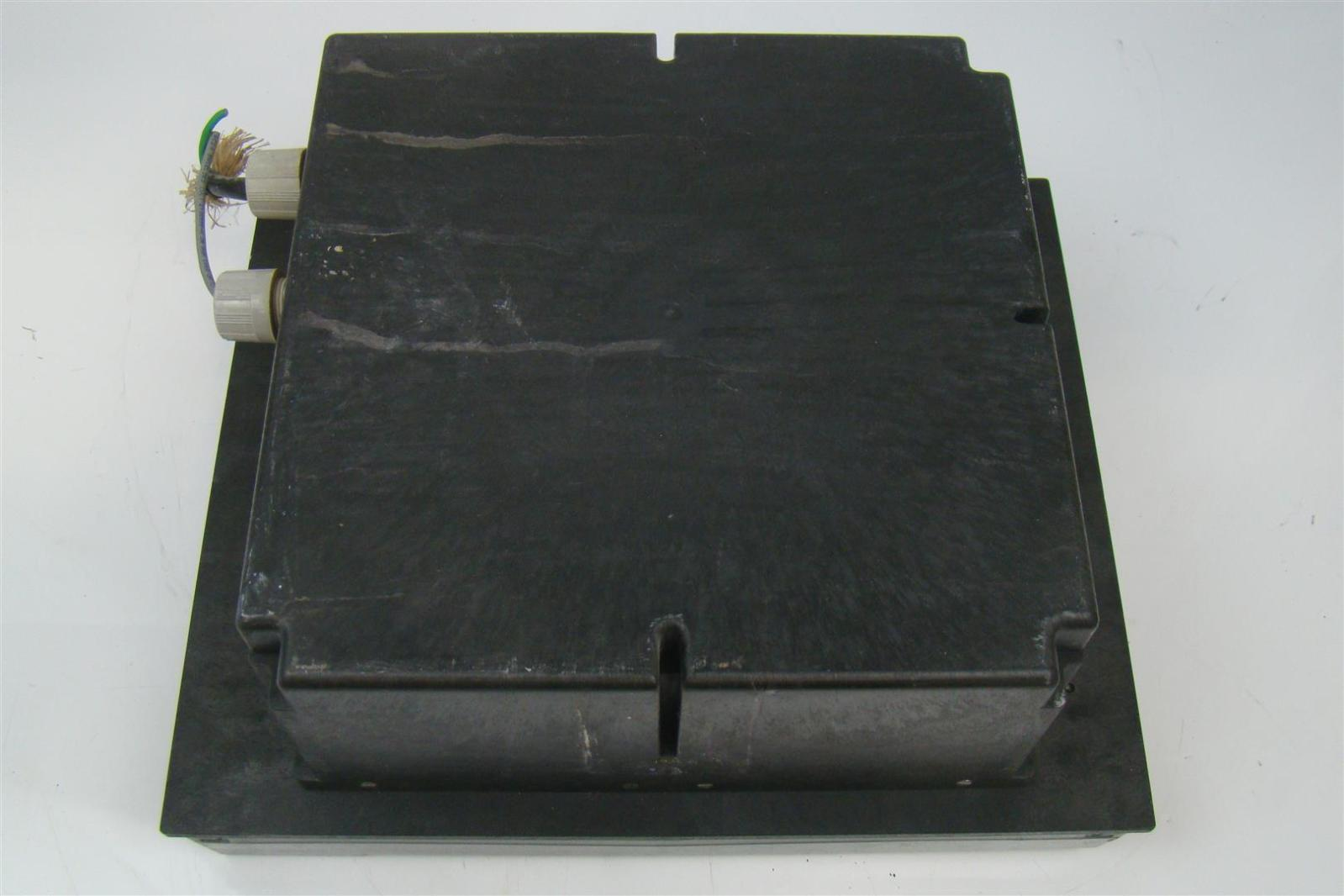 Anderson Aj 300 Circular Chart Recorder 115 230vac Model