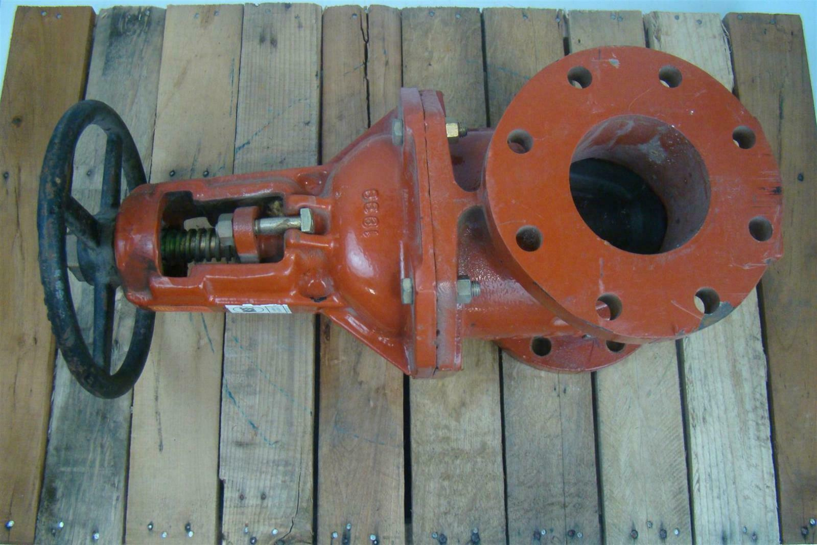 Kennedy Class 250 Awwa 4 Quot Gate Valve Ul Fire Rated