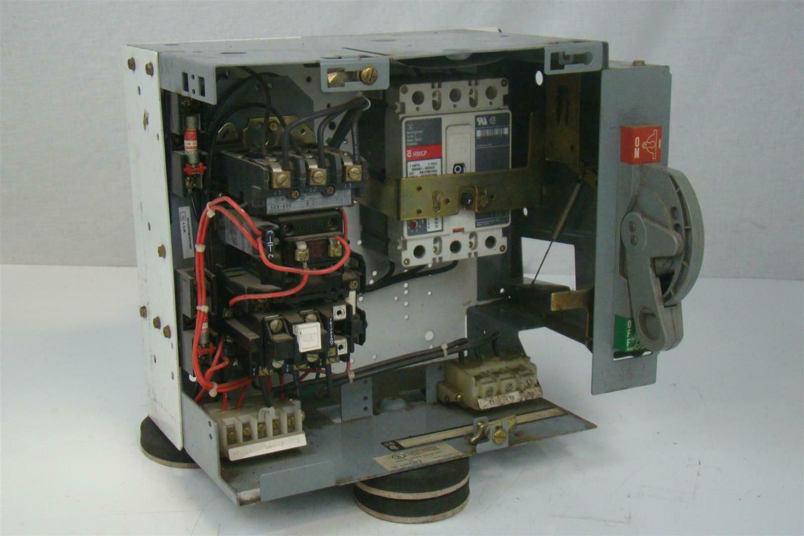 Allen Bradley Motor Control Ctr Unit Westinghse Ser C