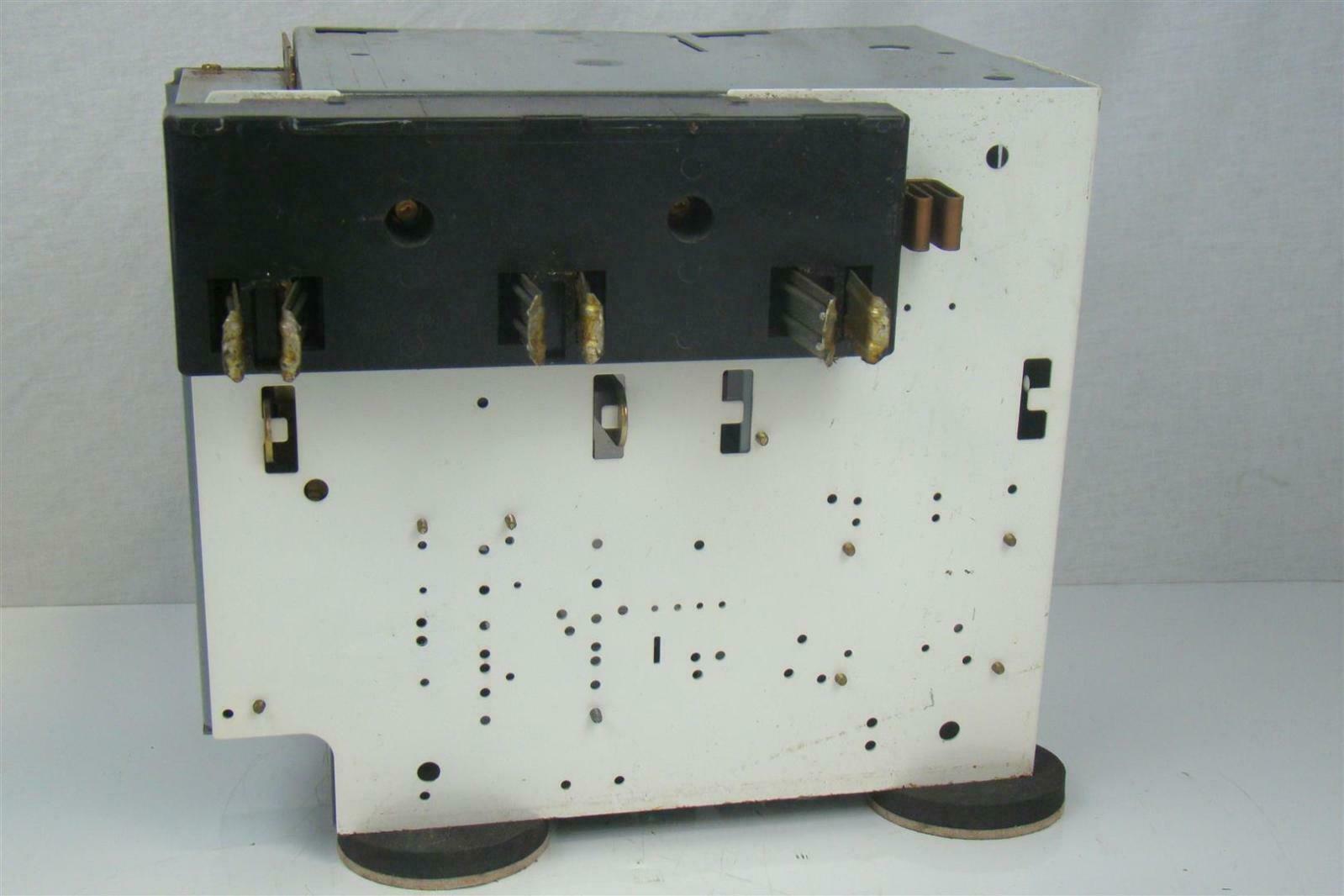 Allen Bradley Motor Control Ctr Unit Breaker 7 Amp Max 5