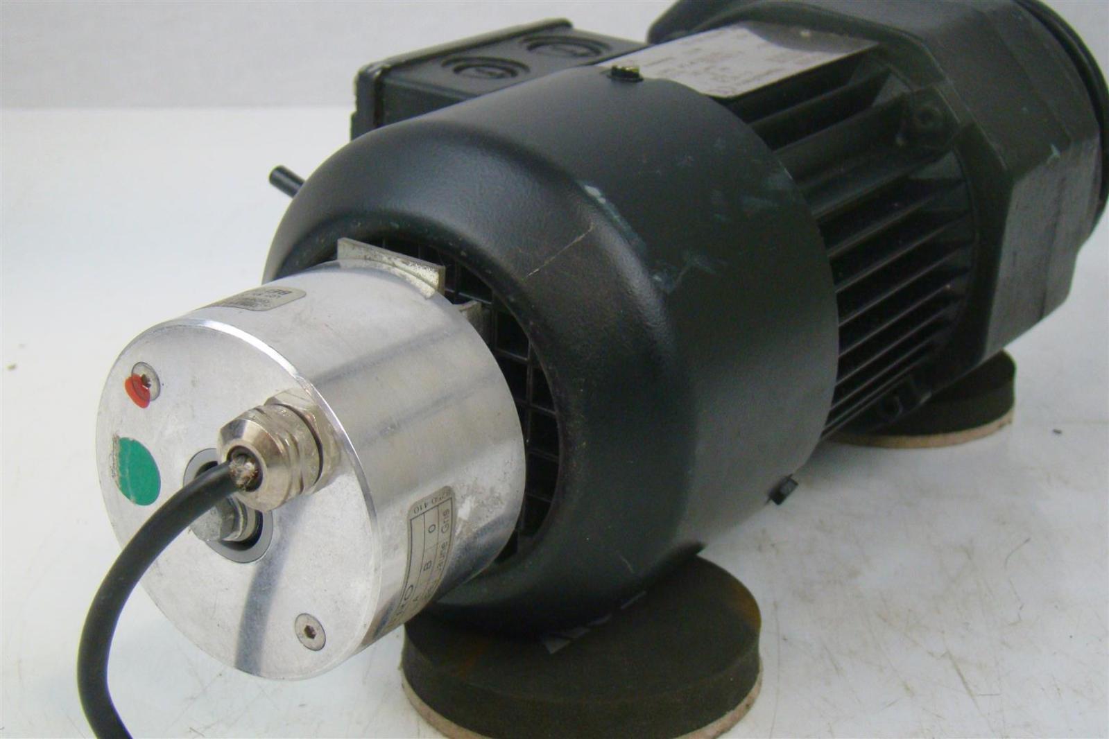 Sew Usocome Motor A V 24dc Rf32dt63l4 Bo3 Hr