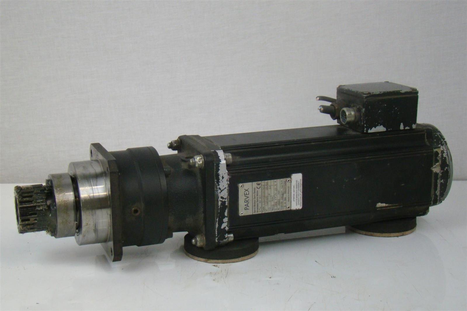 Parvex Brushless Servo Motor 23 3a 24v Ld540egr2304 Z