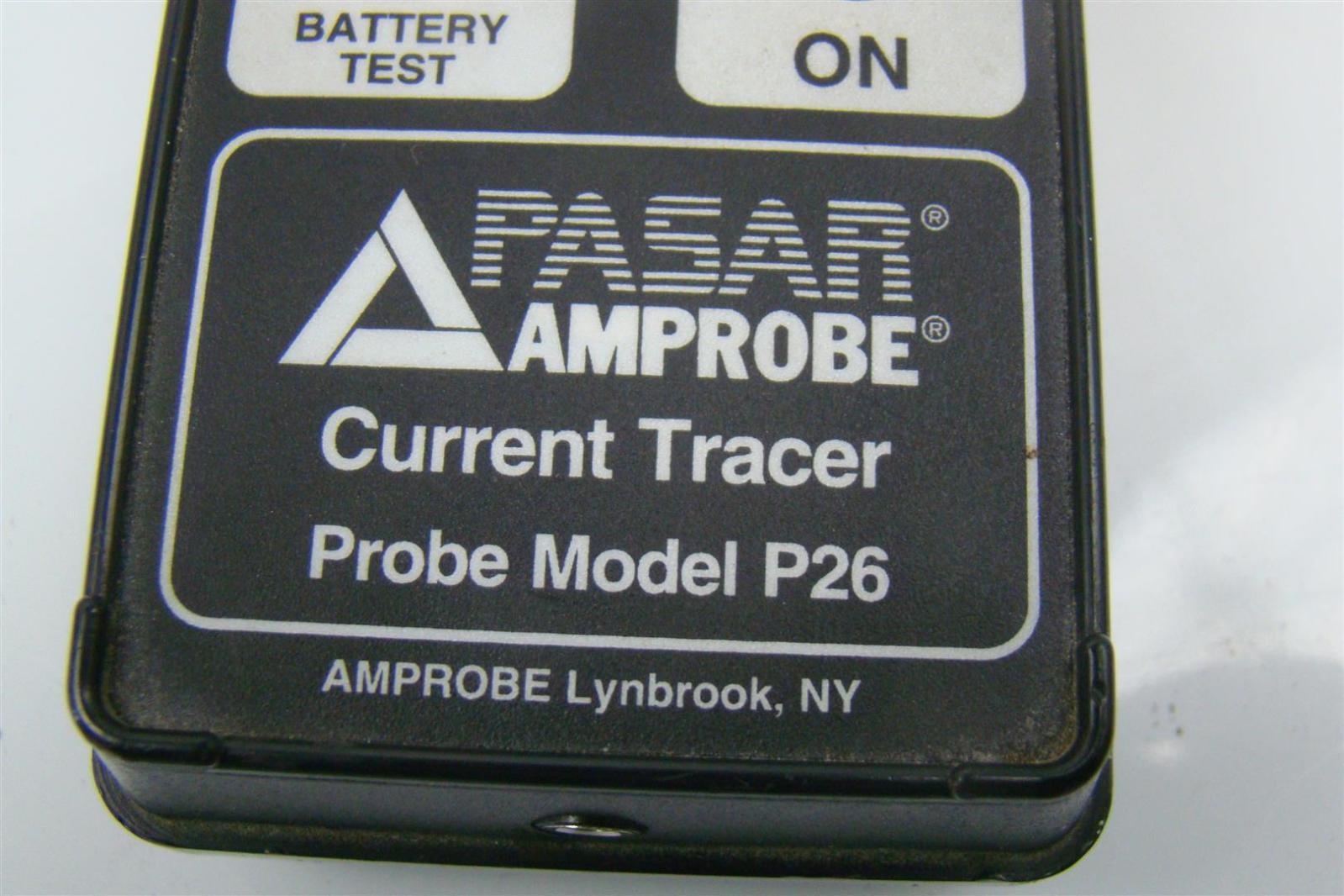 Pasar Current Tracer Kit T300 P26 Joseph Fazzio