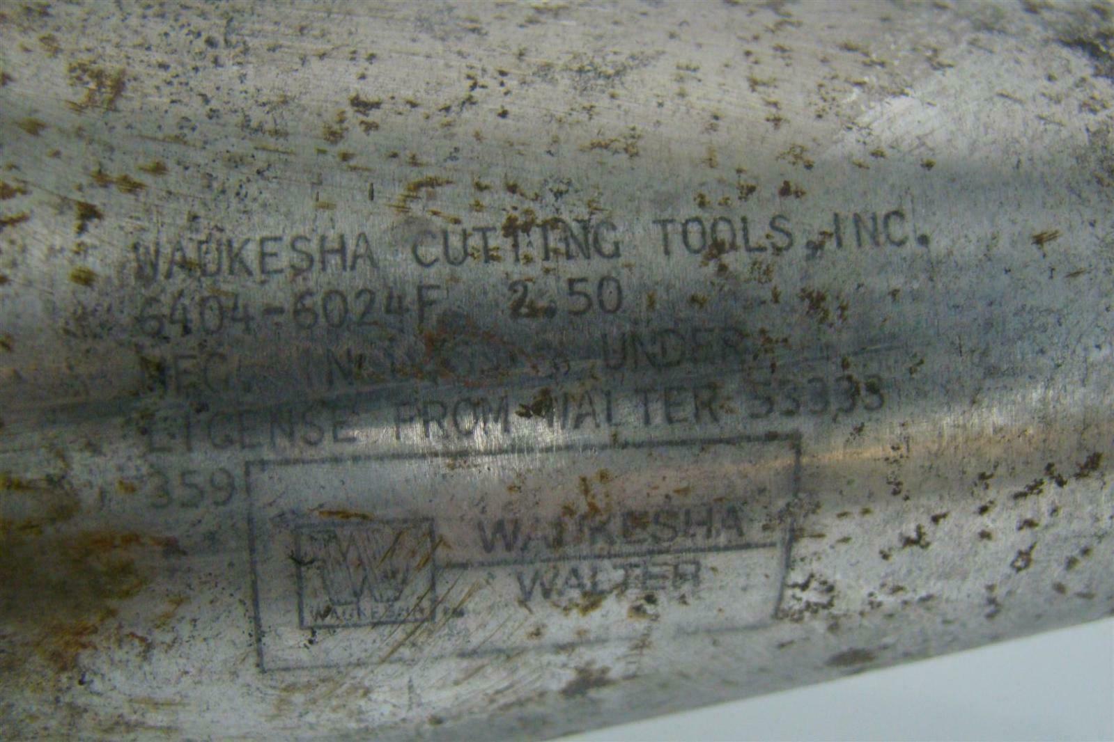 waukesha machine tool