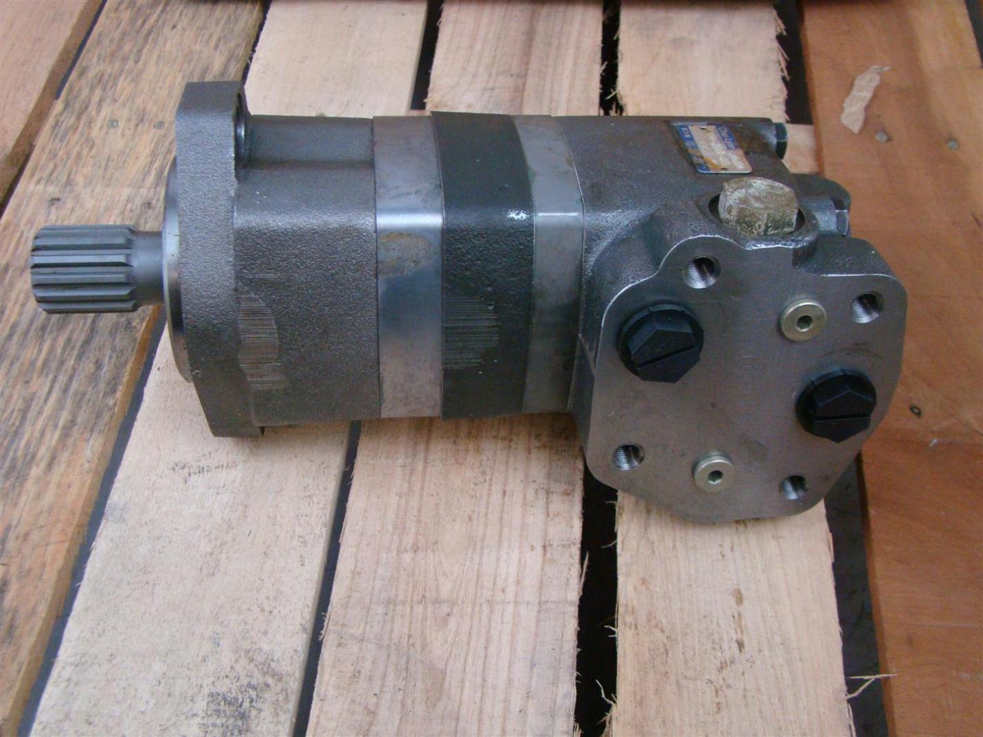 Char lynn hydraulic motor shaft 26004 joseph for Char lynn hydraulic motors distributors