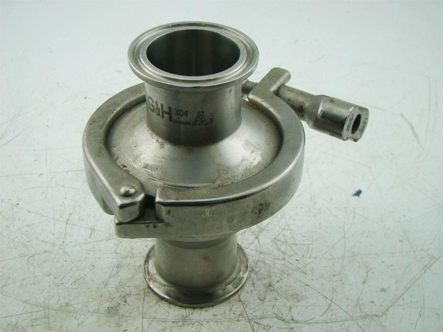 Quot sanitary non return valve fitting checkvalve