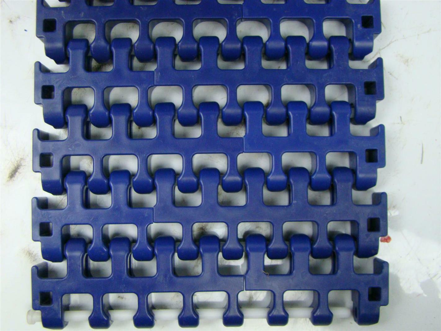Conveyor Belt Plastic Blue 8 Quot X 86 Quot Ebay
