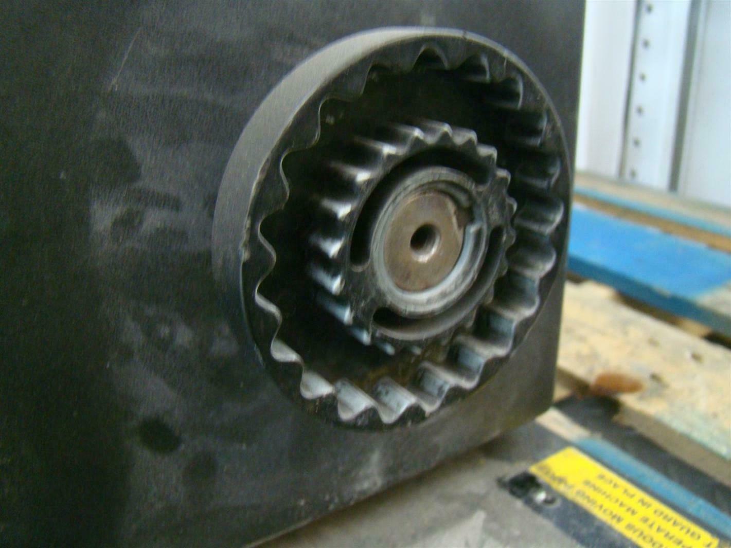 Gast Rotary Vane Pressure Vacuum Pump No Motor Joseph
