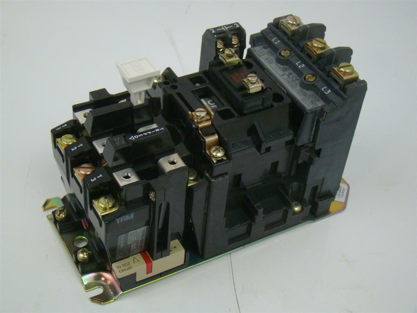Allen Bradley Size 0 Motor Starter Reversing Contact 115