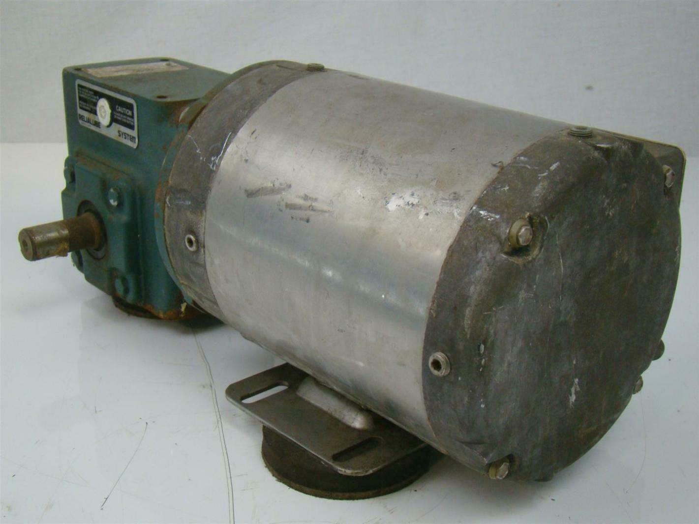 Baldor Industrial Washdown Motor 3 4hp 230 460v Mounted