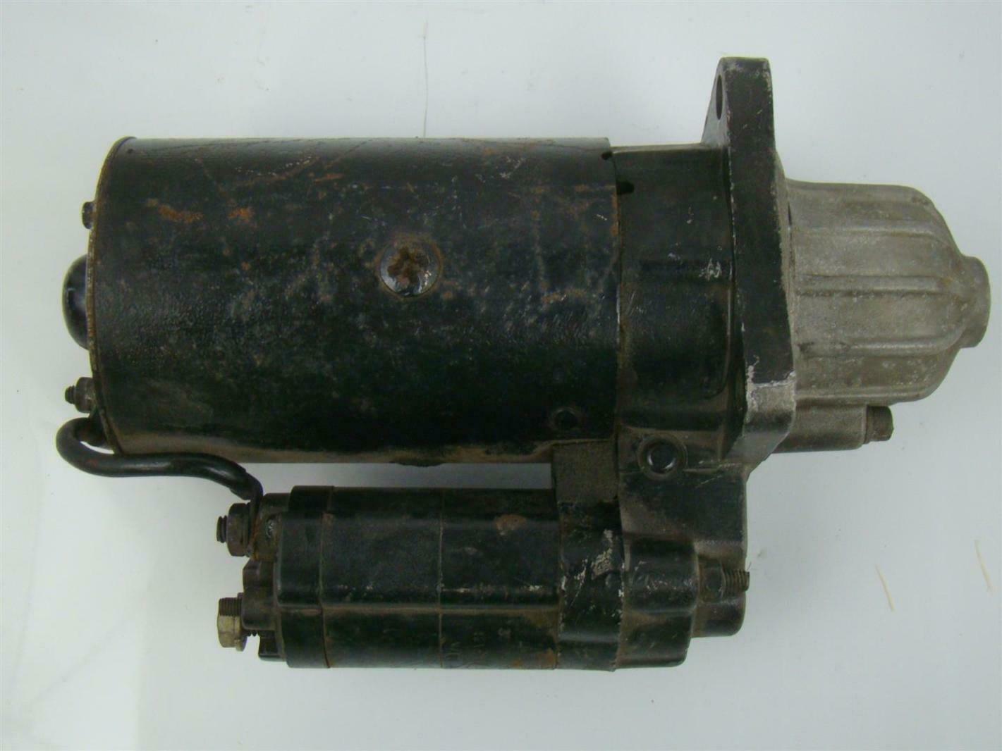 Lucas Forklift Motor Starter 54248343 Ebay