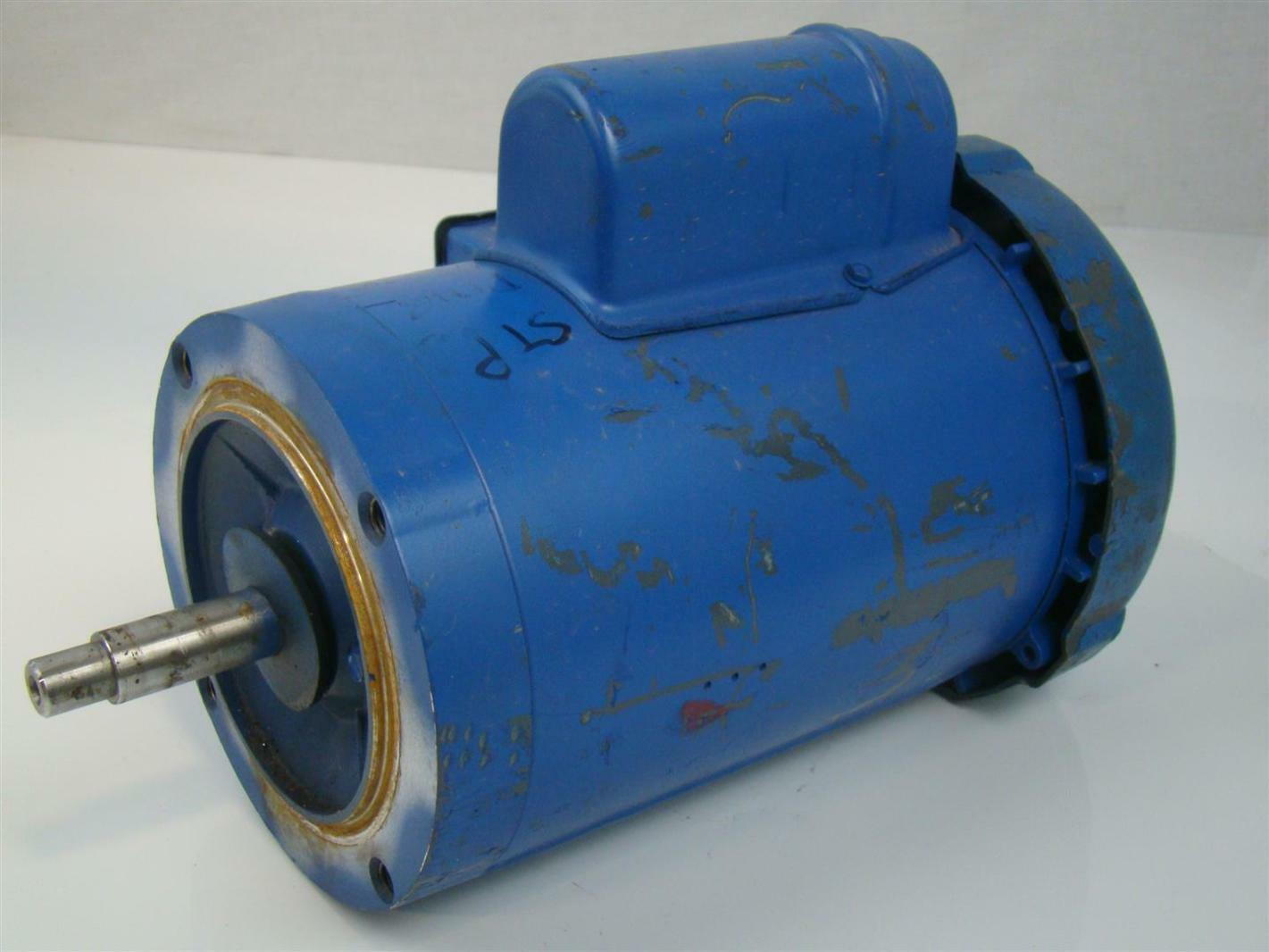 Marathon electric motor 1hp ph1 1725rpm 115 230v nqh for Marathon electric motors model numbers