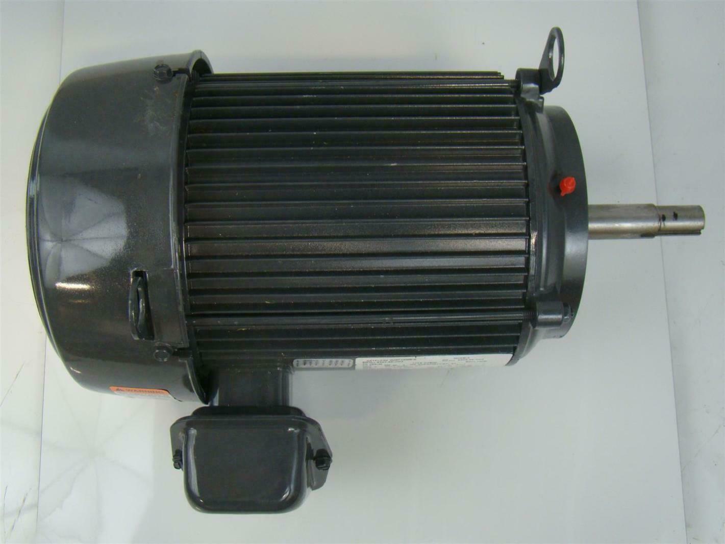 Us Motor Electric Motor Ph3 5hp 50hz 190 380v 14 9 7 4a