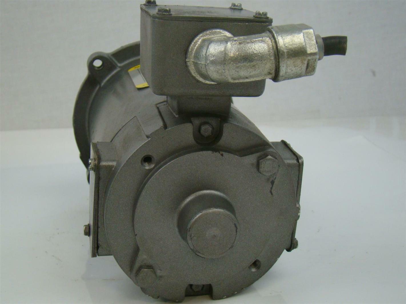 Baldor industrial dc motor 25hp 1750rpm 2 5a gdp3310 Baldor industrial motor pump