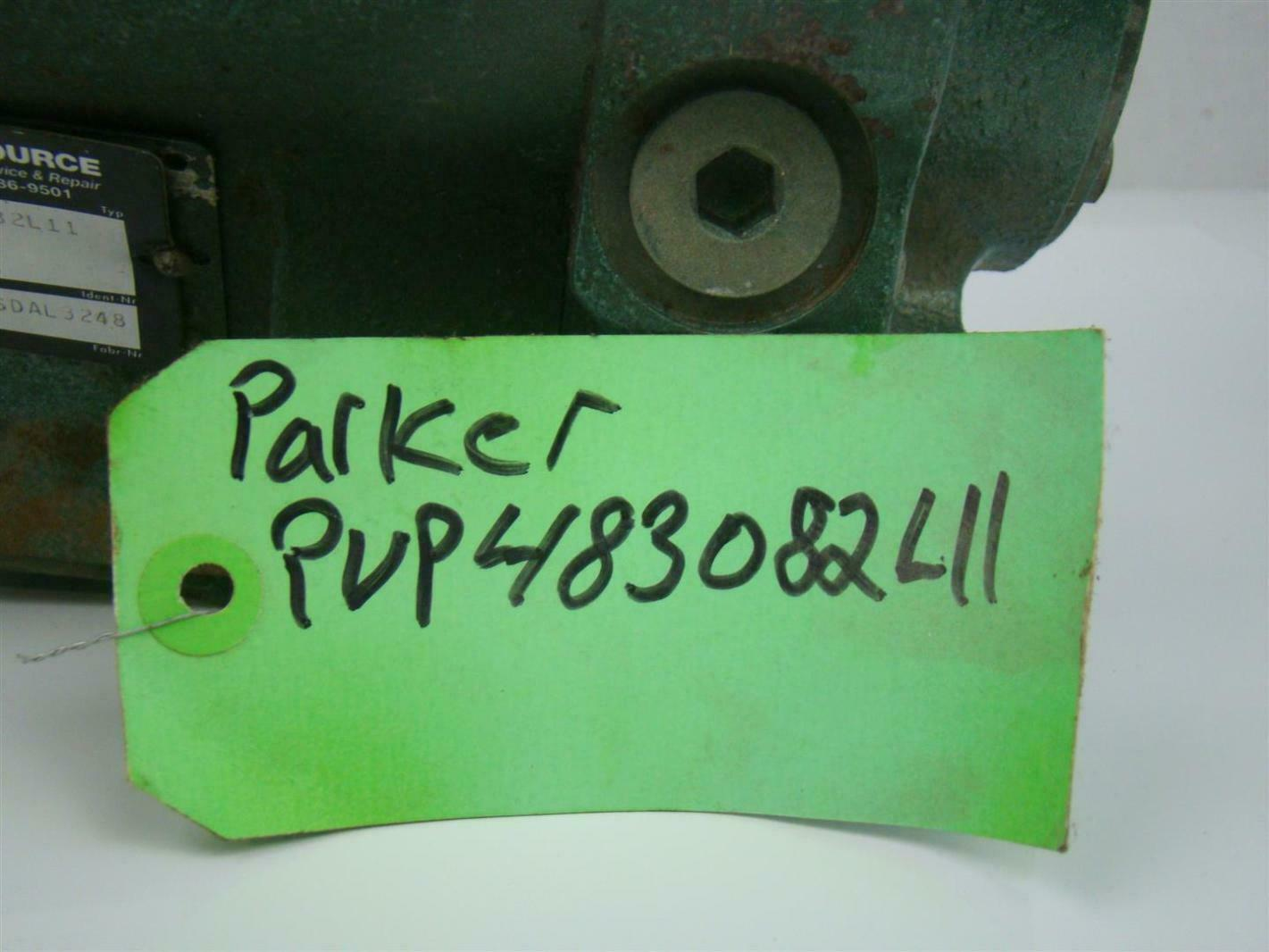 PARKER HYDRAULIC PUMP  .85