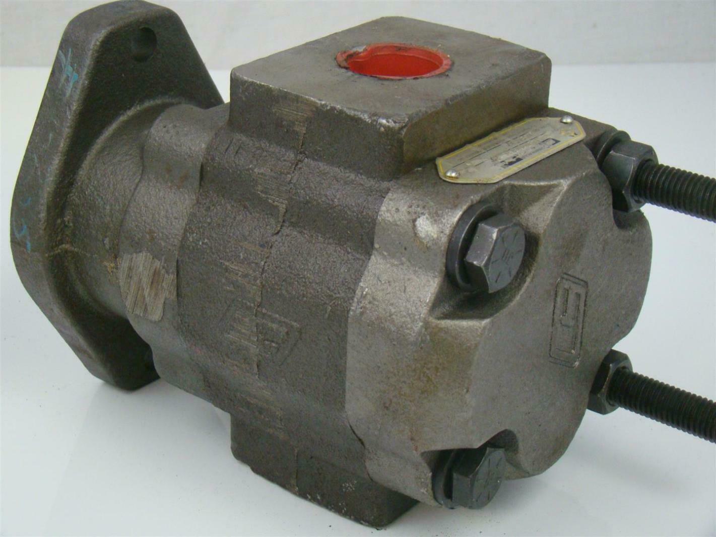 Parker hydraulic pump model p51a597bysp25 25 for Parker pumps and motors
